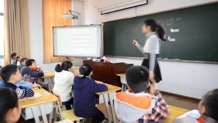 人教版英语三上第五单元PartA《Let's learn》课堂教学视频实录-王丽挺