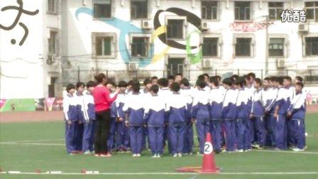 人教版初中体育八年级下册《耐久跑》教学视频