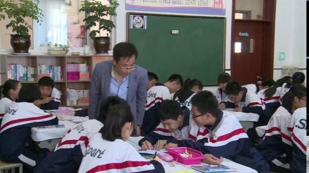 人教2011课标版数学九下-27.2.2《相似三角形的性质》教学视频实录-雷明