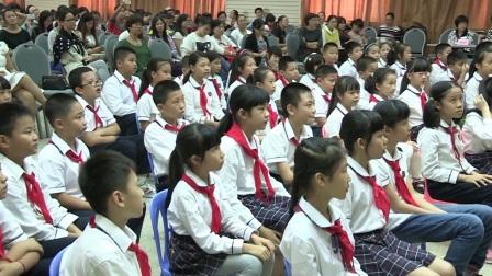 四年级音乐《客家山歌》广西中小学优质课及观摩活动-李芳霞