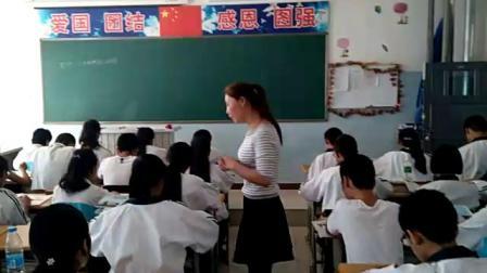 人教版高中生物必修一第一章第1节《从生物圈到细胞》课堂教学视频实录-优质课大赛