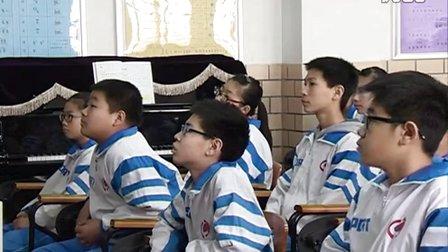 人音版七年级音乐《万马奔腾》天津高茜