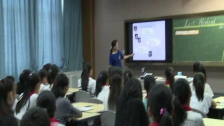 人教版英语六下第二单元B《Let's talk》课堂教学视频实录-秦琼