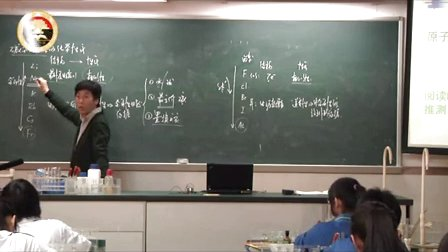 高中化学必修2《卤族元素》教学视频,广东,2014年度部级优课评选入围作品