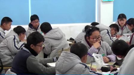 华师大版科学八下2.2《光的折射》课堂教学视频实录-周丽莉