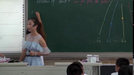 人教版英语七下 Unit 1(复习课)教学视频实录(龚丽云)
