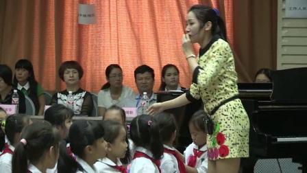 二年级音乐《音的高低》广西中小学优质课及观摩活动-陈丽萍