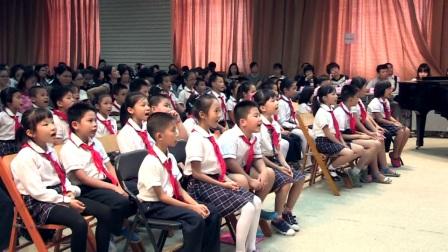 三年级音乐《法国号》广西中小学优质课及观摩活动-陈景翠