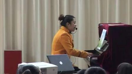第六届电子白板大赛《钻山洞》(苏教版音乐二年级,南京市雨花台区实验小学:徐荔婷)