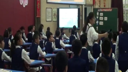 外研版(三起)小学英语五下Module2  Unit 2 Mr. Li was a teacher.湖南谢姝