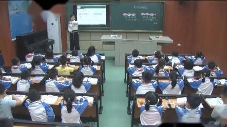 《有余数的除法-有余数除法》人教2011课标版小学数学二下教学视频-江西萍乡市-杨凤