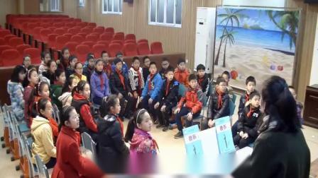 人音版六下第2课《阿细跳月》课堂教学视频实录-陆迪依