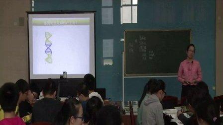 2015年江苏省高中生物优课评比《基因突变》教学视频,徐英