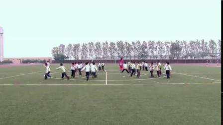 《走与游戏》小学二年级体育,高阳