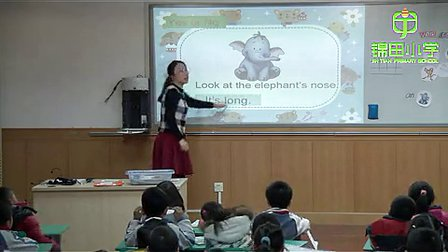 in the forest小学二年级英语锦田小学邓君