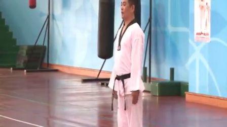 《跆拳道品势教学》教学课例(八年级体育,龙岗实验学校:刘文展)