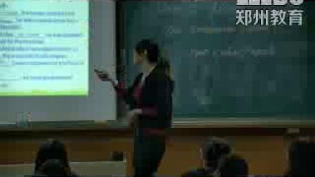 《必修二Unit5语法》人教版高一英语,新郑市第一高级中学:王雪苹