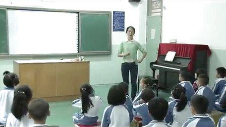 《小列兵》小学一年级音乐教学视频-沙河小学徐梦老师