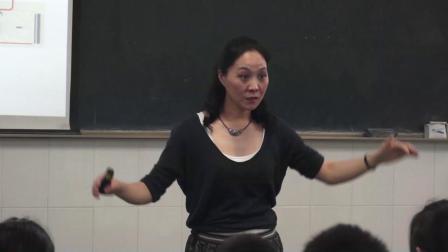 人音版六下第1课《花非花》课堂教学视频实录-石守蓉