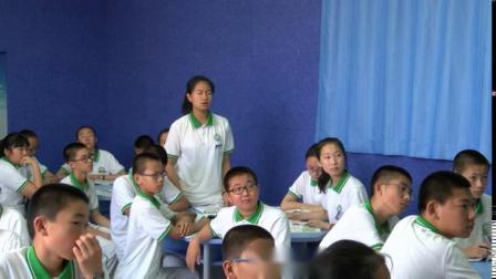 人教版地理七上-3.4《世界的气候》教学视频实录-吴海荣