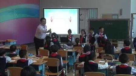 《认识线段》苏教版小学数学二年级教学观摩会优质课视频-孙小波老师