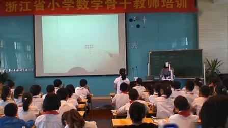 《分数的意义练习课》人教版小学数学五年级优质课教学视频