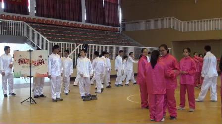 浙教版体育八年级《健身南拳》课堂教学视频实录-李海波