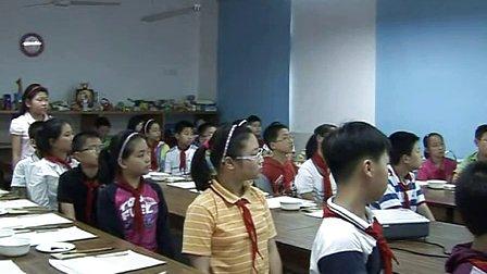 浙美版小学美术五年级《玲珑出自然——水墨奇石》优质课教学视频