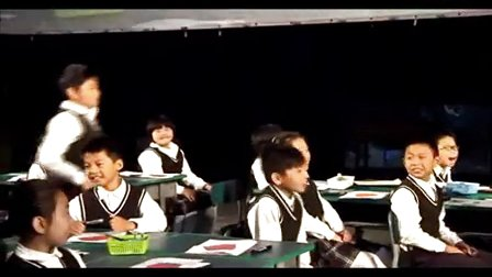 小学五年级美术《卡通-动起来的漫画》教学视频-安微-陈洁--2014年全国中小学美术培训示范课视频