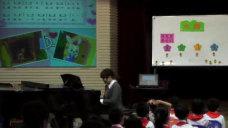 二年级音乐《大鹿》广西中小学优质课及观摩活动-黄凌霄