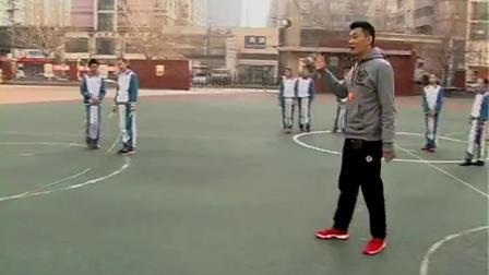 《三角跳长绳》六年级体育,李伟
