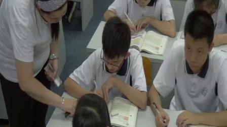 《Task- Giving a helping hand》牛津译林版初中英语八下课堂实录-广西钦州市_灵山县-薛丽萍