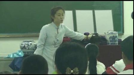 浙美版美术六下第11课《青花瓷》课堂教学视频实录-谢剑樱