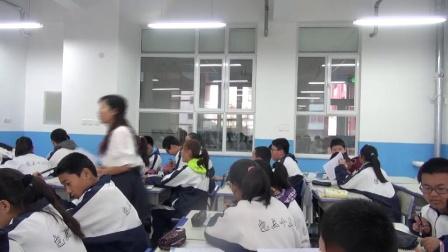 北师大版数学七上-3.3《整式》课堂教学视频实录-李玲