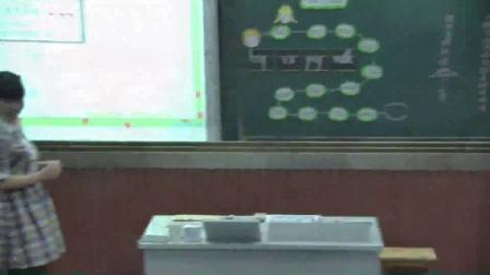 人教版英语三下第三单元《Let'sspell》课堂教学视频实录-蒋琴