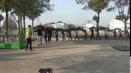 《跳跃》小学体育六年级,吴士良