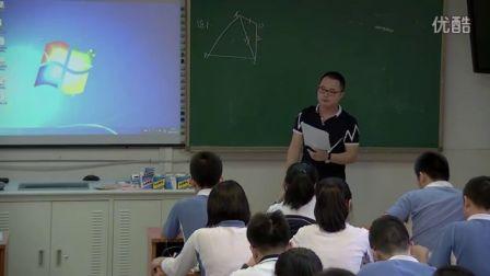 《解三角形》教学实录(人教版数学高三,平冈中学:刘健华)