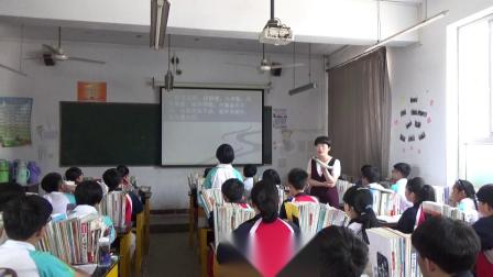 河大版(2016)语文七上1.1中国古代神话三则《女娲补天》教学视频实录-王令转