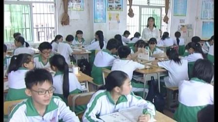 人教2011课标版生物七下-4.3.1《呼吸道对空气的处理》教学视频实录-王小婷