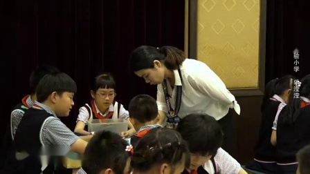 教科版小学科学四上《各种各样的岩石》课堂教学视频实录-乐滢滢