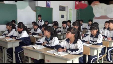 人教版英语九年级Unit 5 Section B(1a-1d)教学视频实录(赵国霞)