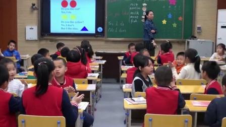 小学英语外研版三下Module4 Unit 2 Does Lingling like oranges-广西刘婵