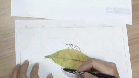 2015优质课视频《神奇的树叶》小学美术岭南版一年级-深圳-沙河小学:郭志良