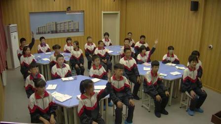 北师大版数学七上-3.1《字母表示数》课堂教学视频实录-霍焱