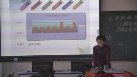 《表格数据的图形化》山东高中信息技术-解培艳