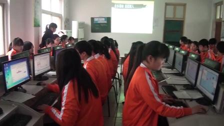 《制作多媒体作品(三——为幻灯片设置背景》2016人教版版信息技术八下,张庄初级中学:刘慧