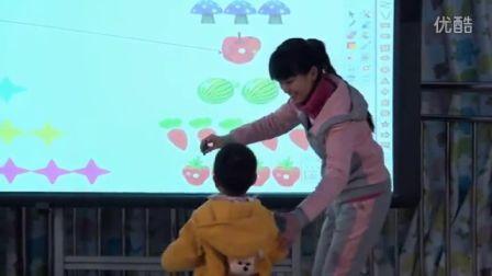 《好饿的毛毛虫》观摩课(幼儿园小班绘本活动,南充市顺庆实验幼儿园:彭园琳)