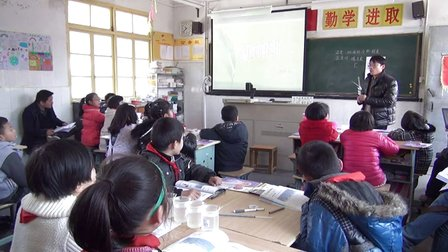 自然小班优质教学研讨会三科《测量水的温度》洪环亮执教