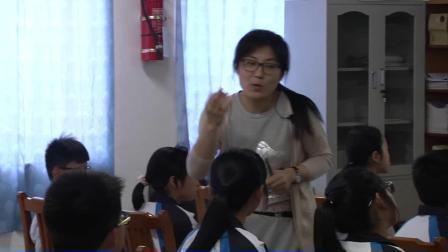 人音版八上第四单元歌曲《溜冰圆舞曲》课堂教学视频实录-马旭群