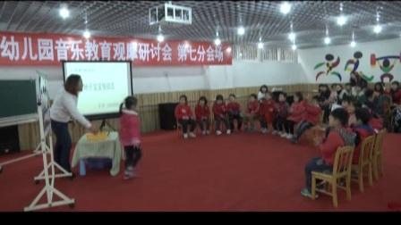 大班歌唱活动《种子宝宝快结瓜》优质课-南京:张倩